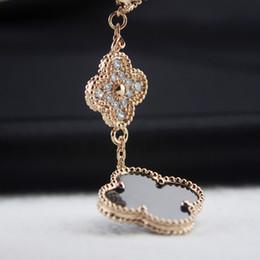 Boucles d'oreilles en diamant pour les femmes Dangle Boucles d'oreilles Designer bijoux luxe femme mère de perle de mariage fiançailles bijoux chanceux ? partir de fabricateur