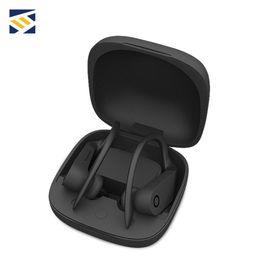 спортивный s9 bluetooth наушники микрофон Скидка B10 TWS 5,0 Earbuds беспроводной Bluetooth наушники Handsfree Hook-вкладыши гарнитура наушники для Android iPhone с магнитной зарядки Box