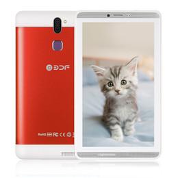 2019 дешевые китайские таблетки, вызывающие wifi 7-дюймовый экран Android 6.0 Телефонный звонок Сим-карта Планшетный ПК Quad Core 8 ГБ Flash Встроенный Dual SIM-карта Дешевые из Москвы