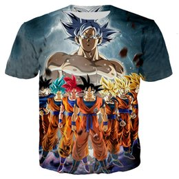 6570a9efc 2019 mario novo camisetas Crianças verão camiseta Nova Z 3d Impressão  tShirts meninos do bebê super