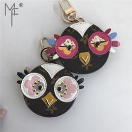 Magicfur-Sevimli Baykuş Gerçek Kürk Civciv Charm Deri Mini Para Kartları Tuşları Tutucu Çanta Çanta Fermuarlı Cebi Çanta Anahtarlık Tutucu Kolye T8190705 nereden