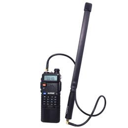 2019 câble de baofeng ABBREE AR-152 AR-148 Antenne tactique SMA-Femelle Câble d'extension coaxial Câble d'extension pour Baofeng UV-5R câble de baofeng pas cher