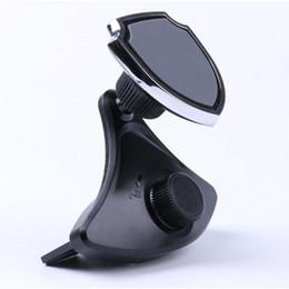 2019 drehbarer handyhalter Auto-Halterung Magnethalter Drehbare CD-Schlitz-Standplatz für Handy-Auto-Zubehör günstig drehbarer handyhalter