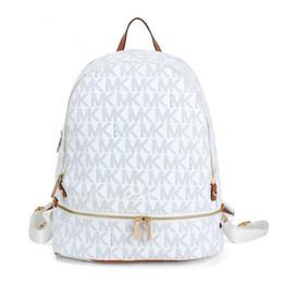 Nouveau Fashion Lady Sac à dos Lettre Modèle Style sac pour filles School Bag Casual Designer épaule sacs classique solide sac à main ? partir de fabricateur