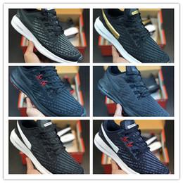 559e5426 Nike Air Zoom Structure 22 x 2019 лучшие продажи зум структура 22 полые  трикотажные поверхности Дизайн кроссовки мужчины Oreo Runner спортивные  кроссовки ...