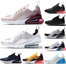 best website 05689 9a51c Nike Air Max 270 Mujeres Zapatillas de deporte AIR MX 270 zapatillas de  deporte para hombre triple blanco Negro Beture Rojo verde hombres  zapatillas de ...