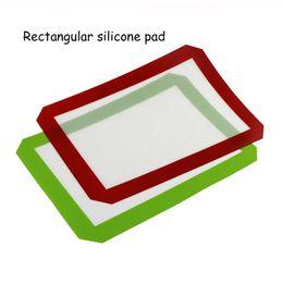 2019 surface chaude du gant Tapis en silicone anti-adhésifs en gros pour Wax11.81 x 8.27 pouces tapis de cuisson en silicone tapis de cuisson à l'huile de cuisson au sec