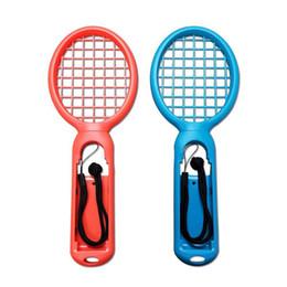 Switch tennis racket Mario gioco grip NS sport gioco maniglia racchetta da tennis da stand di telefono cellulare in legno fornitori