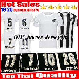 51874c8ab5d 2019 2020 Santos FC soccer jersey top quality 19 20 Santos home away  Gabriel RODRYGO DODO RENATO SASHA football jerseys uniforms shirts
