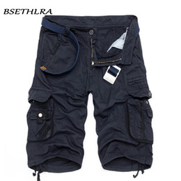e2879c637210f мужская одежда Скидка Bsethlra 2019 новые шорты мужчины лето горячая  распродажа работа короткие брюки камуфляж военная