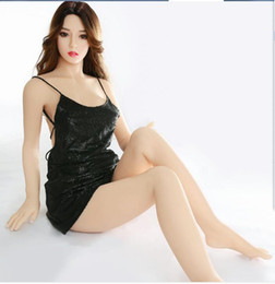 Peitos infláveis ​​realistas on-line-Japoneses Real Sex Dolls para homens Realistic Love Doll buceta Vaginal Masculino Silicon inflável Masturbator mama Adulto