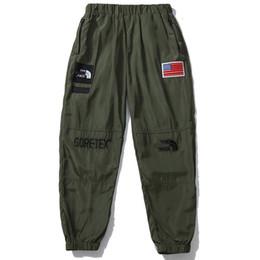 19SS Suprême Hose berühmte Designer Männer Hosen neue Box Logo North Joint Hose Limited Edition klassische Marke Jogginghose gemütliche wilde Trend Hose von Fabrikanten
