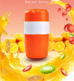 macchine di succo di limone Sconti Spremiagrumi manuale per spremiagrumi Orange Lemon Spremiagrumi 100% Original Juice Child Healthy Life Potable Juicer Machine
