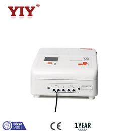 relè di controllo della tensione Sconti TR3-5KVA tensione automatico regolatore di tensione stabilizzatore / MCU CONTROLLO OUTPUT / DELAY PROTEZIONE / tipo relè / display colorato / supporto personalizzazione