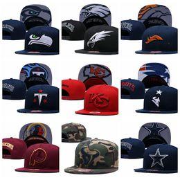 Tapa de tamaño libre online-Barato Envío gratis mujeres y hombres de alta calidad Sombreros ajustables Sombrero bordado gorra de deporte hip hop tapas uno tamaños