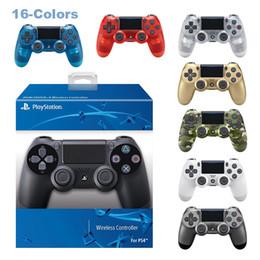 2019 controladores del sistema de juegos PS3 PS4 Controlador inalámbrico para Sony PlayStation 3 Sistema de juegos PlayStation 4 Controladores de juegos Juego Joystick rebajas controladores del sistema de juegos
