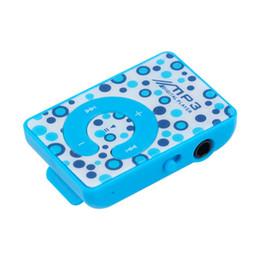 2019 только музыкальный проигрыватель Распечатать Mini Clip MP3 Музыкальный проигрыватель с Micro TF / SD слотом для карт памяти, 5 цветов (ТОЛЬКО MP3-плеер, без USB, без наушников) дешево только музыкальный проигрыватель