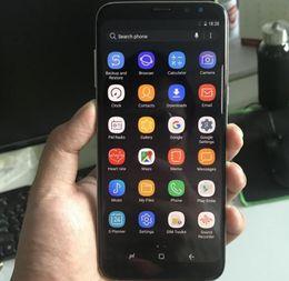 Touch ID Goophone S8 + S8 Plus 3G WCDMA Quad Core MTK6580 1GB 8GB + 32GB Android 7.0 6.2 pulgadas IPS 1440 * 720 HD Pantalla completa GPS WiFi Smartphone desde fabricantes