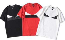 2019 faux vêtements hommes T-shirt Peur Gothique Faux Deux Patchwork Noir / Blanc Vêtements Branda Hip Hop Court Hommes Tee fen Ouest De Dieu t shirts faux vêtements pas cher