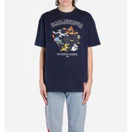 c4629ddd men rainbow t shirts Promo Codes - Vetements Metal Vtm Tee Rainbow Gradient  Printing Fashion Casual