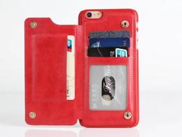 Comercio de iphone online-Funda protectora de iPhone 7 para iPhone 7 y Doca Crazy Horse con funda protectora para teléfono móvil