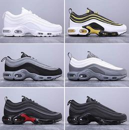 Argentina AHORA RECOMENDADO zapatos de baloncesto de calidad superior de moda para hombre Plus 97 para hombres, mujeres, atletas profesionales, zapatos de baloncesto con logo cheap running shoes logos Suministro