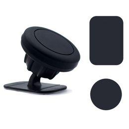 Клейкие держатели для телефонов онлайн-Стенд Магнитный Автомобильный Держатель Телефона Приборной Панели Магнит Держатель Телефона С Клеем Для Универсального Сотового Телефона