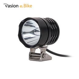 luce di coda elettrica della bici Sconti PASION E BIKE Luci per bicicletta LED Luce freno 48V 36V 24V Luce di avvertimento Biciclette elettriche Ciclismo posteriore Lampada di coda Sondors # 448728