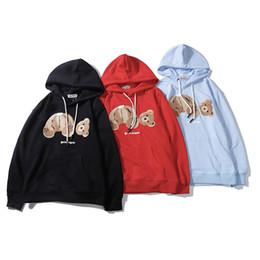 Pulls hip hop pour hommes en Ligne-Palm Anges Hoodie Hip Hop Palm Anges Hommes Designer Hoodies New Arrival de haute qualité Hommes Femmes Sweat-shirt Taille M-XXL