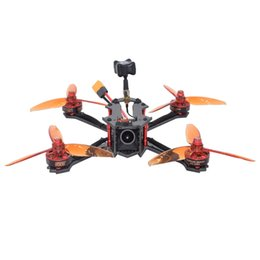 Prévente Drone Racing RC LEBOO 215mm RC PNV BNF OMVT F4 BLHeli_32 4in1 35A 960H CCA Aurora ? partir de fabricateur