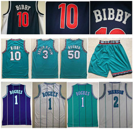 2019 halskorb NCAA Arizona Wildcats Uniformen College 10 Mike Bibby 3 Shareef Abdur Rahim Bryant Reeves Muggsy Bogues Larry Johnson Alonzo Trauertrikots