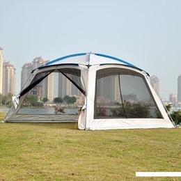 2019 tenda inflável de cubo equipamento ao ar livre pergola pesca acampar barbecue auto-condução tenda toldo praia pesca dossel