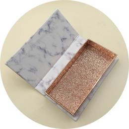 Hay cajas de pestañas en todos los colores y estilos para todos, pero la sal dulce es una caja muy cute.eyelash cajas de embalaje falsas pestañas. desde fabricantes