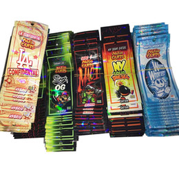 2019 cigarro de cigarro Novo Zip Bloqueio Holográfico Exótico Mario Carts Holograma Exotic Carts para Vape Cartucho Cearamic Coil 1.0 ml AC1003 Vape Tank 510 Cartucho