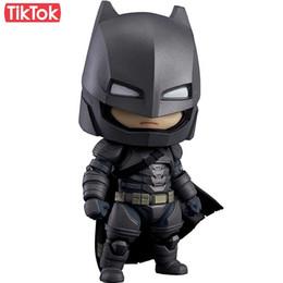 Pvc de boneca superman on-line-Nendoroid Batman v Superman Dawn of Justice Homem Morcego Justiça Edição 628 Brinquedo Dos Desenhos Animados PVC Action Figure Modelo Boneca Presente