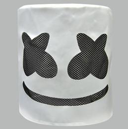 Marshmello DJ Masque Unisexe DJ Marshmello Chapeaux MarshMello DJ Chapeaux Casque Plein Tête Halloween Cosplay Masque Parti Cosplay Masque 20pcs ? partir de fabricateur