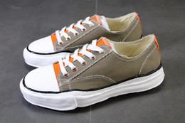 zapatos casuales de moda Rebajas MAISON MIHARA YASUHIRO x Nigel Caburn zapatillas deportivas, zapatos de moda casual para hombres, mujeres y hombres, buen precio, zapato simple y muy bonito.
