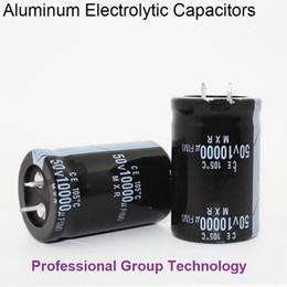 10PCS 100V 220uF 100Volt 220MFD 105C Aluminum Electrolytic Capacitor 13mm×20mm