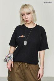 Высококачественные футболки для мужчин и женщин, люксовые бренды, высокотехнологичные куртки, размер S-XL с коротким рукавом, черный и белый от Поставщики томми поло