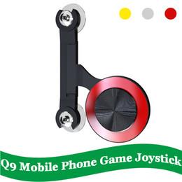 Telefone Móvel Universal Tablet Jogo Joystick Touch Screen Flip Otário Direção Rocker Controlador Moving Aim Assist Ferramenta Para PUBG iPhone de