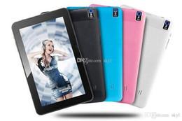 настольные лампы Скидка 2017 A33 Quad Core Tablet 9 дюймов Allwinner A33 Tablet 8GB с двойной камерой WiFi OTG Bluetooth фонарик задняя камера DHL бесплатно