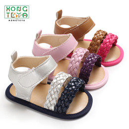 2019 Baby Sandals For Hard Summer Princess Bottom Toddler Shoes Infant Girls Shoes Girl Non-slip Colourful Newest от Поставщики жесткие ботинки