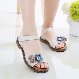 c7223d2a1 girls 2019 new summer wild sandals fashion children non-slip soft bottom  fish mouth flowers princess shoes etx999