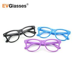 5301c7588 Óculos graduados crianças on-line-EVGlasses Crianças cat eye glasses Vidros  Ópticos Quadro Crianças