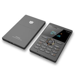 Original iFcane E1 Petit russe, allemand, italien français, arabe vibration Carte ultra-mince Mini téléphones portables Clavier hébreu ? partir de fabricateur