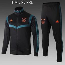 2019/20 Ajax futbol maillot ceket eşofman chándal Hollanda 19 20 Ajax futbol ceket eğitim Hollanda spor giyim seti survetement nereden