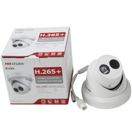 Correction de carte sd en Ligne-Caméra IP de tourelle de vidéosurveillance Hikvision DS-2CD2343G0-I Caméra CMOS infrarouge CMOS IR Version de nuit de sécurité réseau fixe avec fente pour carte SD