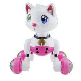 Canada Intelligent télécommande chien chien jouet électrique enfants jouets électroniques interactifs à commande vocale pour animaux de compagnie Offre