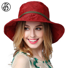 chapeaux de lunettes de soleil pour dames en gros Promotion gros dames chapeau plage d'été large bord chapeaux de soleil pliables pour les femmes disquette de mode respirant extérieur visière cap Sombrero Mujer
