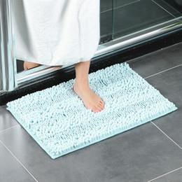 Saugfähige weiche Badezimmer-Schlafzimmer-Boden-rutschfeste Matten-GedächtniWQ